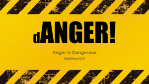 Danger_Anger is Dangerous